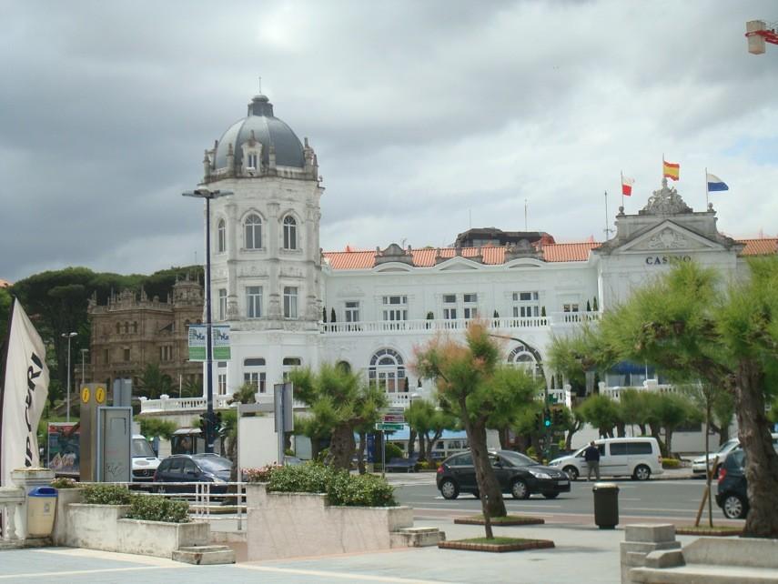 Santander, casino