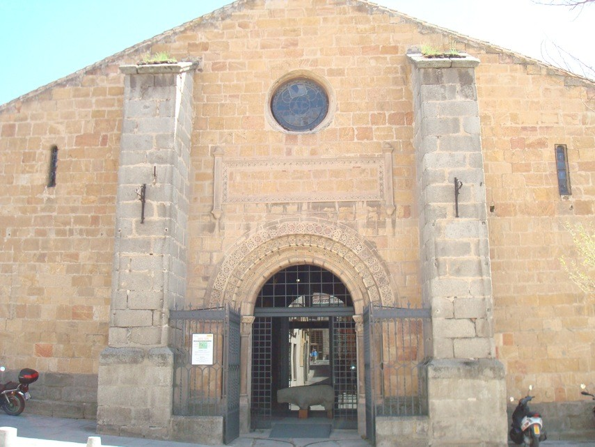 Iglesia de Sto. Tomé El Viejo