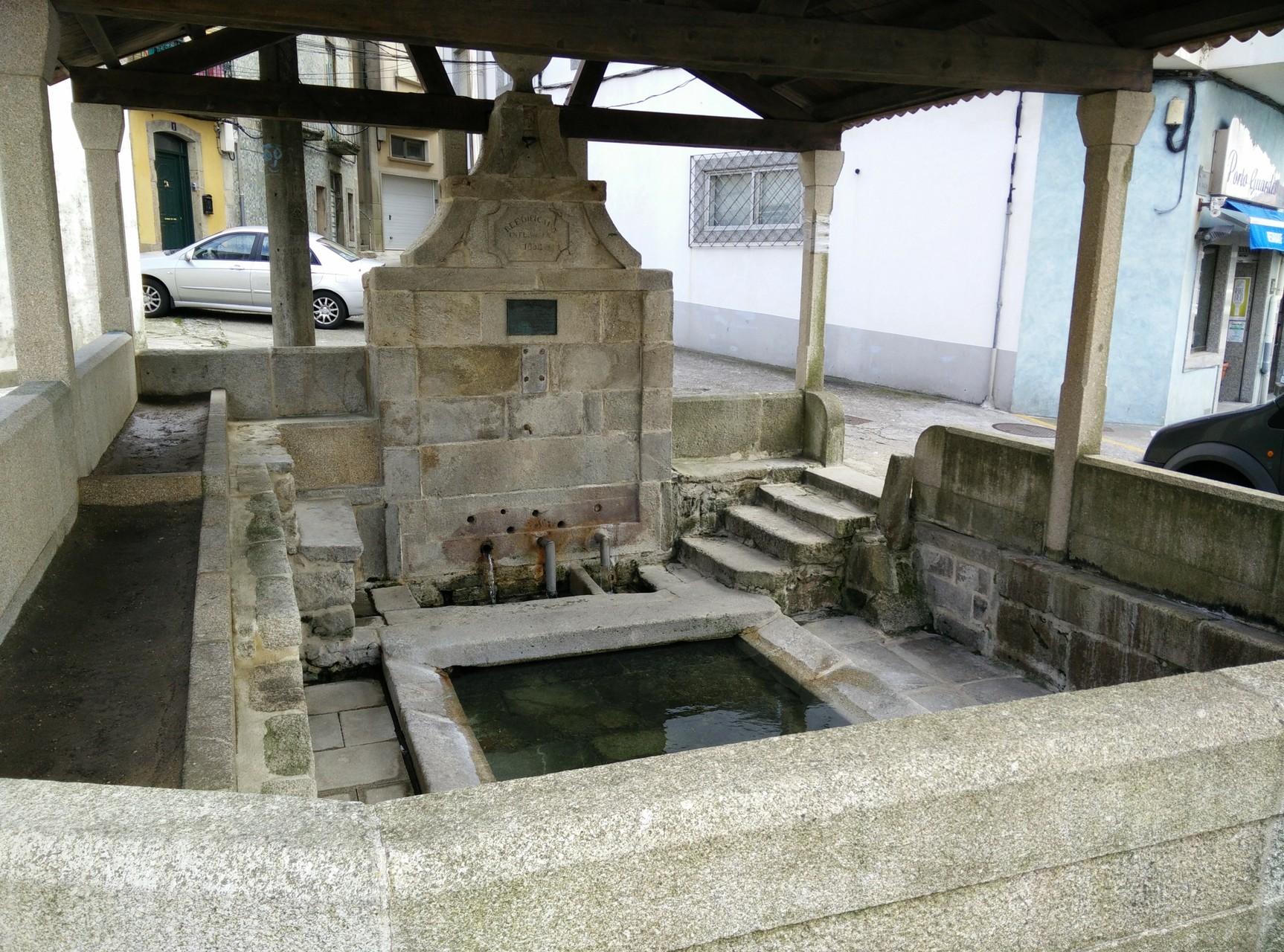A Guarda (porto), Pontevedra