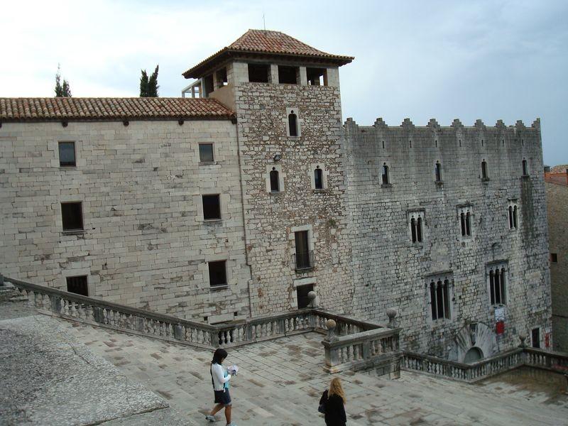 Girona, Plaça Catedral