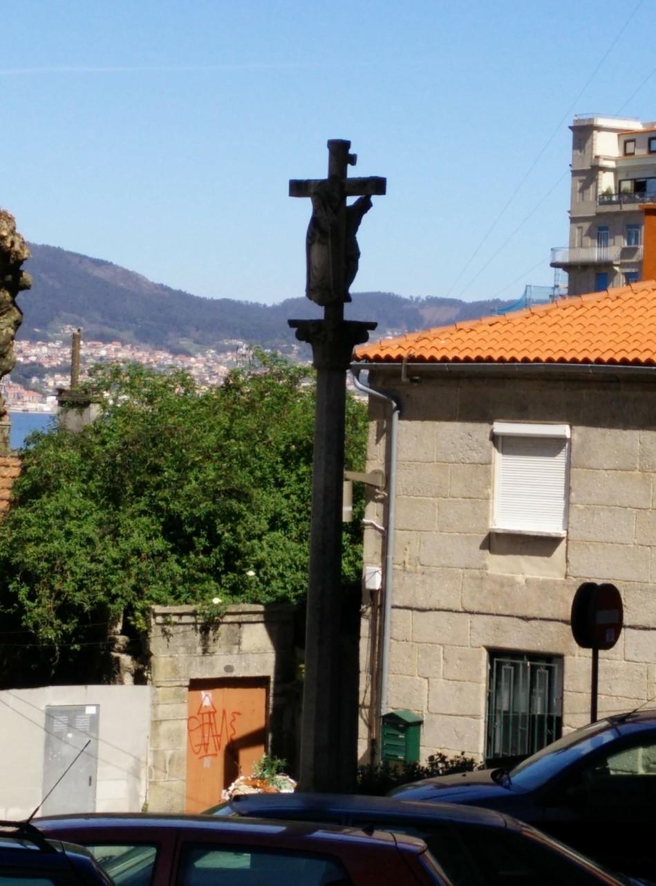 Vigo, rua Dos Pobladores