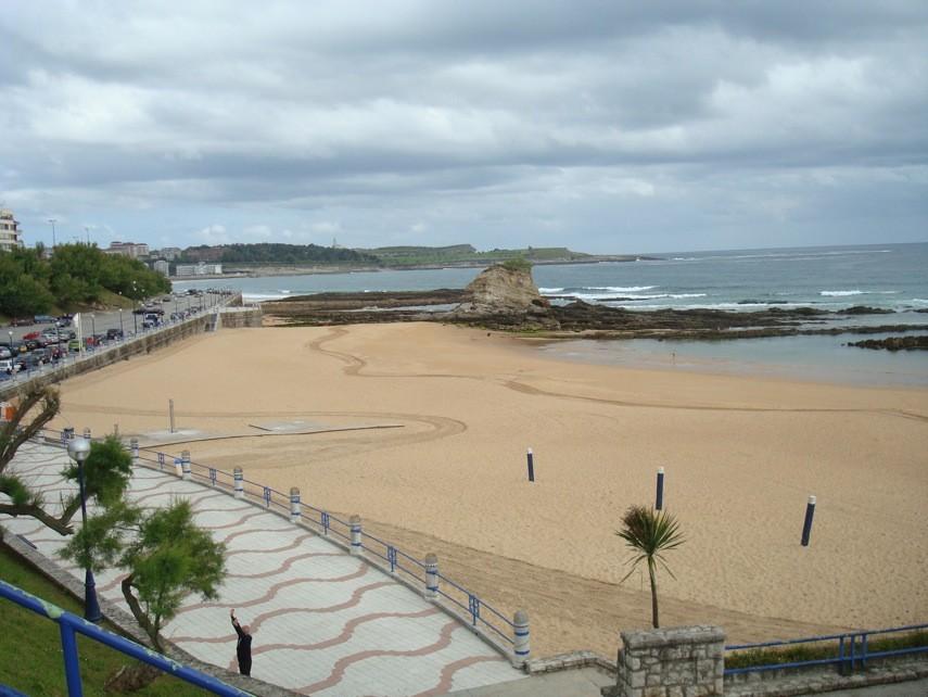 Santander playas de El Sardinero
