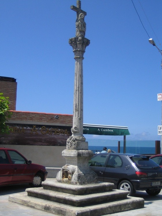Sta. María de Oia