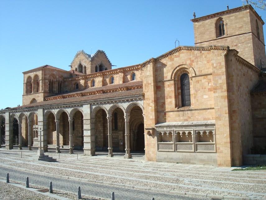 Basílica de San Vicene