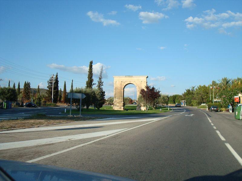 T. Arc de Berá