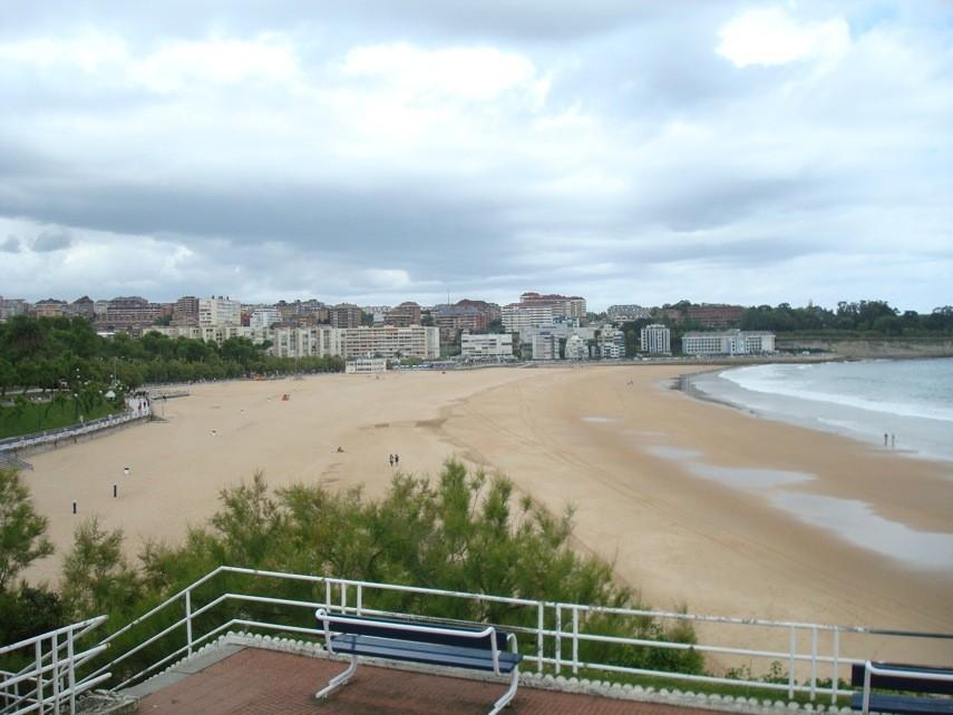 Santander, playas de El Sardinero