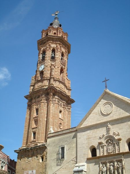 Rela Colegiata de San Sebastián