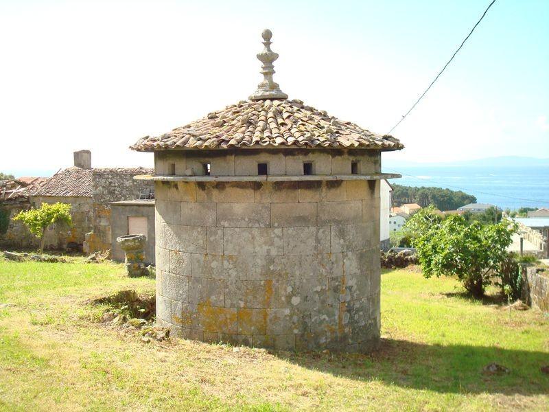 Pombar en Lira, A Coruña
