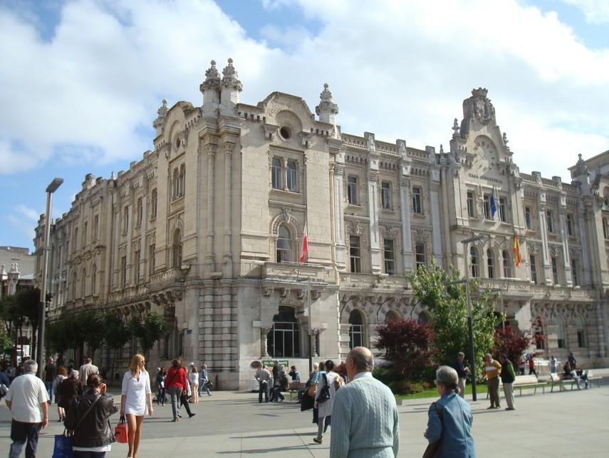 Santander Ayuntamiento