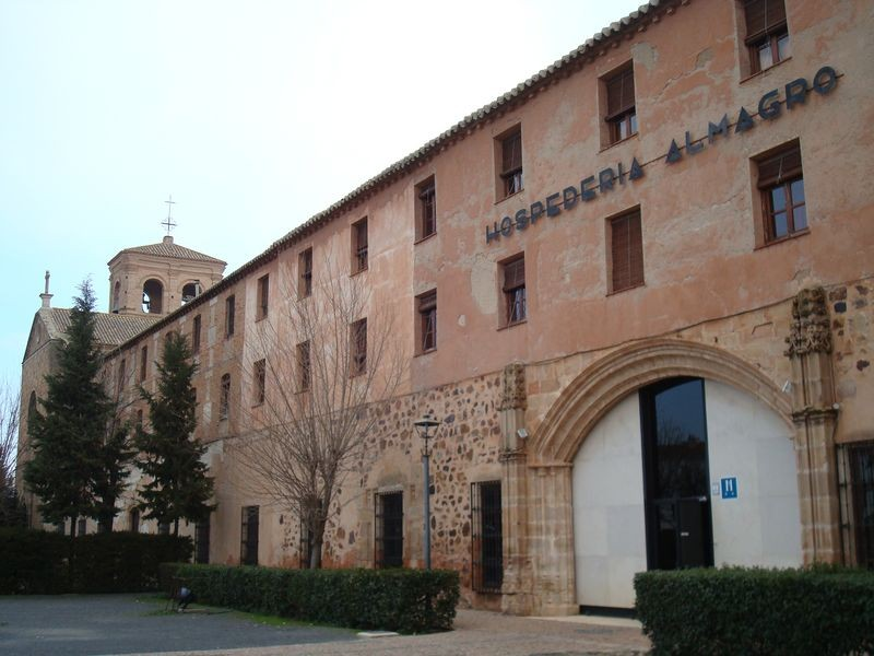 Convento de la Asunción de Calatravas
