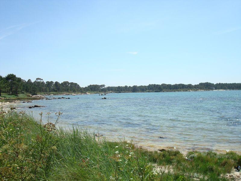 Ila de Arosa, praia de Quilma