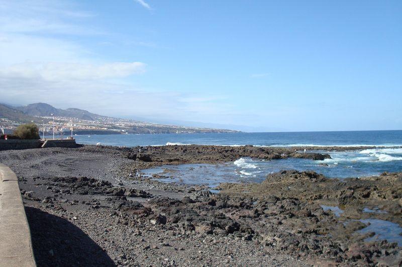 Panorámica costera