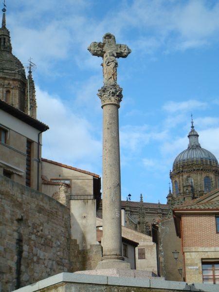 Salamanca, trasera