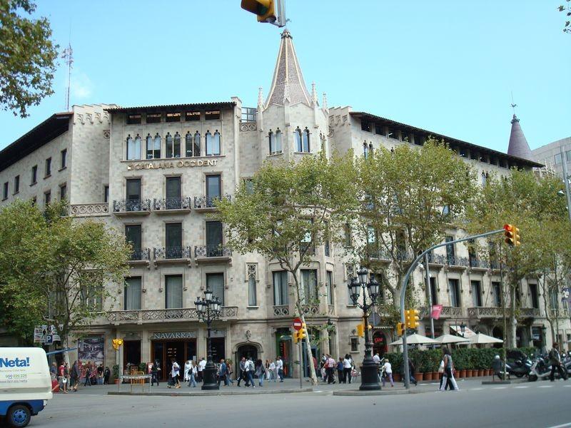 Edif. Catalana Occident