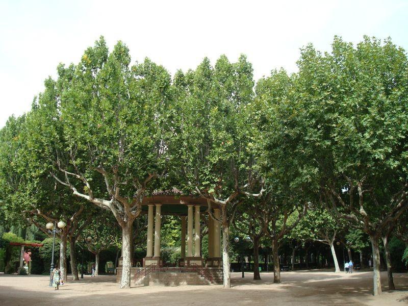Huesca, Parque municipal