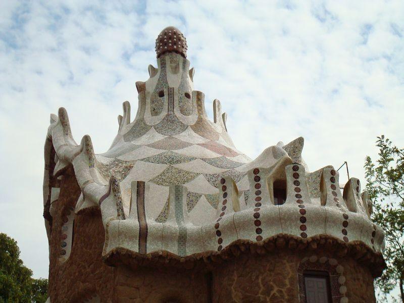 Detalle cúpulas pabellón