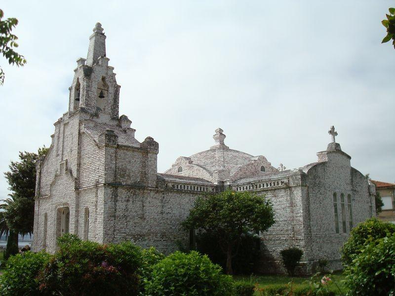 Ila de A Toxa, capilla As Conchas