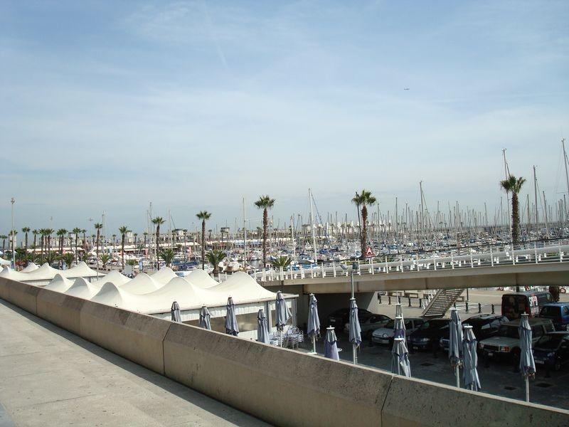 Passeig Maritim del Port Olimpic