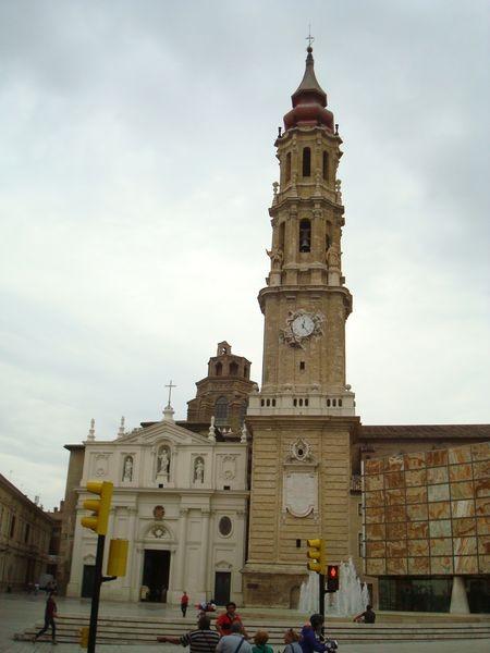 Zaragoza, La Seo
