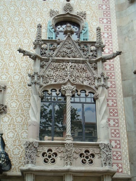 Detalle Casa Amatller