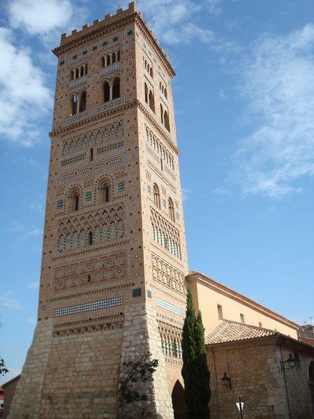 Teruel, Torre de la I. de S. Martín
