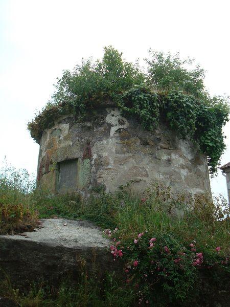 Pombar en Aldán (Pontevedra)