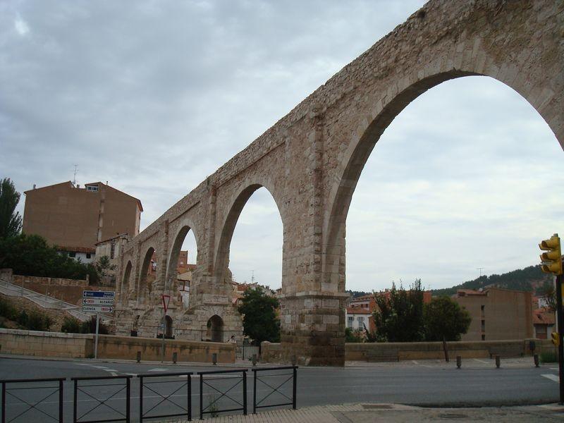 Teruel, Los Arcos