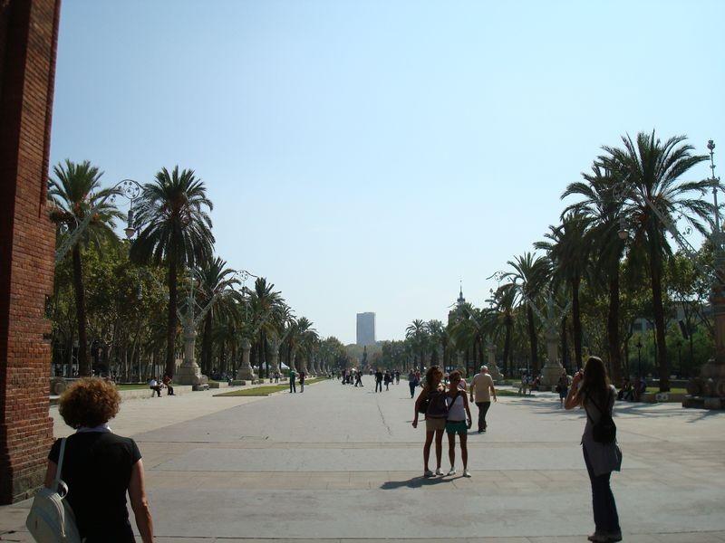 Passeig Lluís Companys