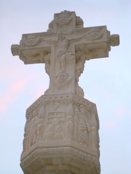 Cruceiro Monasterio Montserrat, Barcelona