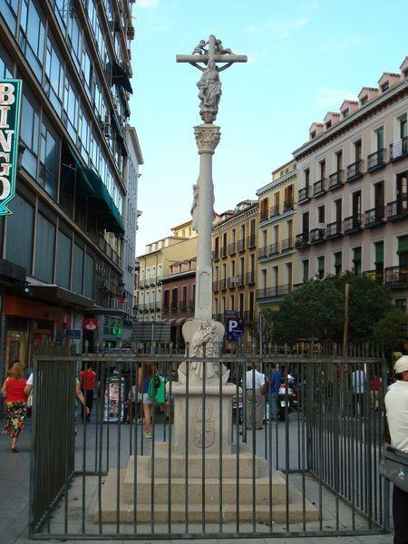 Cruceiro Centro Gallego, Madrid