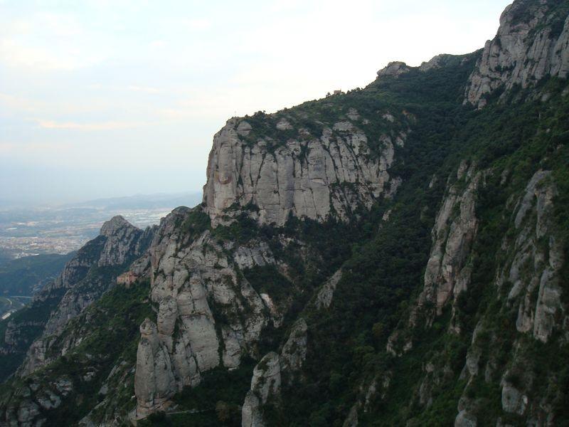 Montserrat, vistas
