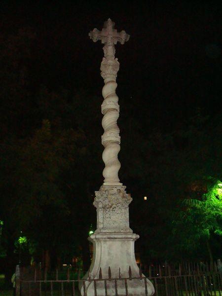 Cruceiro Hospital de La Santa Creu, Barcelona