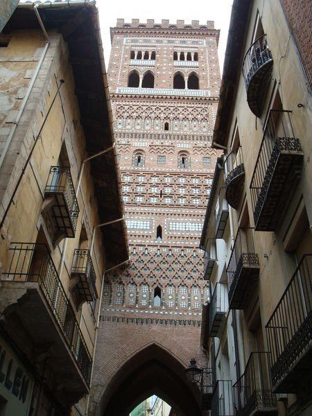 Teruel, RTorre de El Salvador