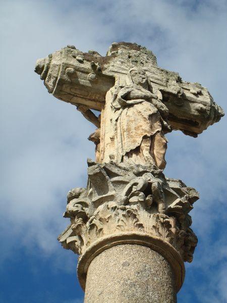 Salamanca, detalle trasera