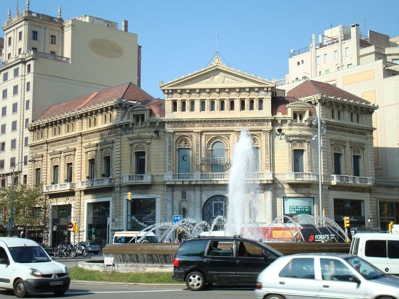 Teatre de la Comedia
