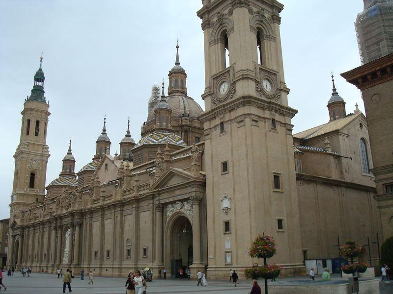 Zaragoza, Basílica