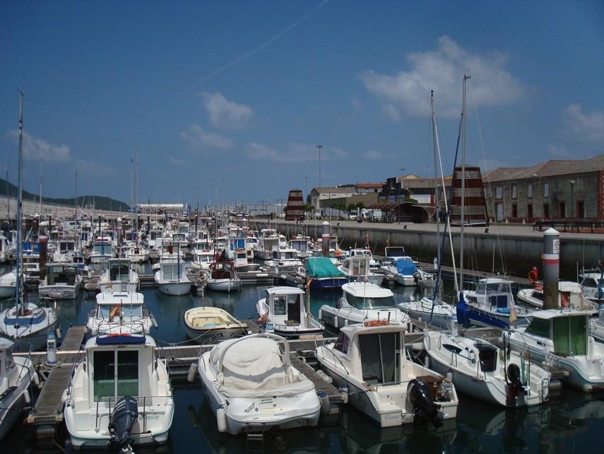 Santoña, puerto
