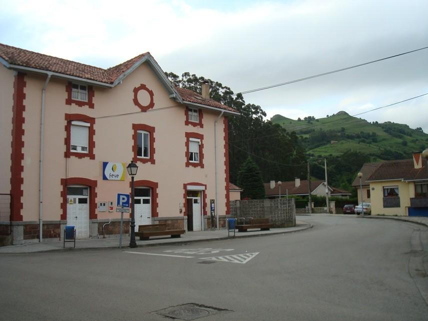 Estación cercanias