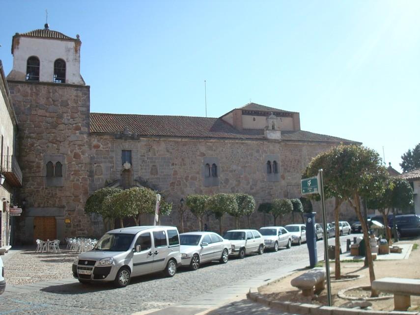 Iglesia de Sto. Tomé