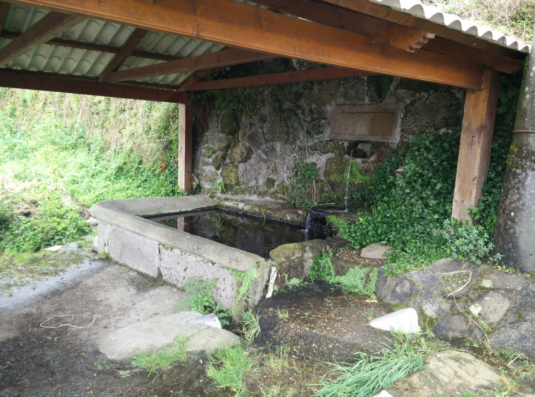 Salcidos (ctra. gral.), A Guarda, Pontevedra