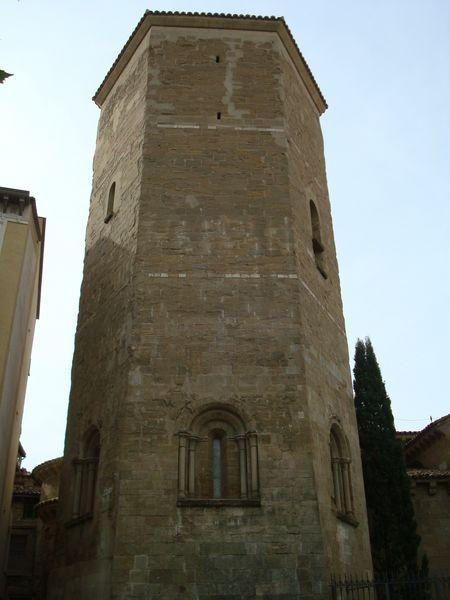 Huesca, Torre I. S. Pedro El Viejo