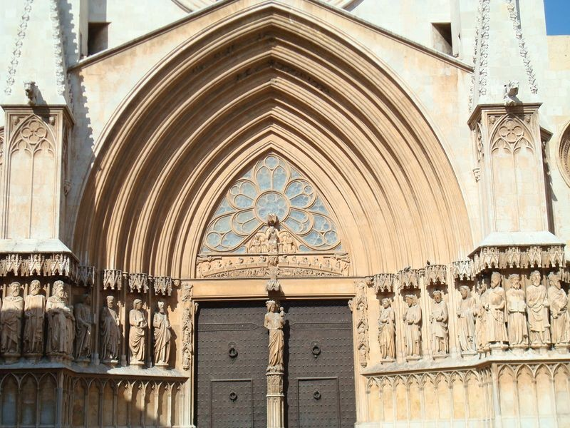 T. portico Catedral