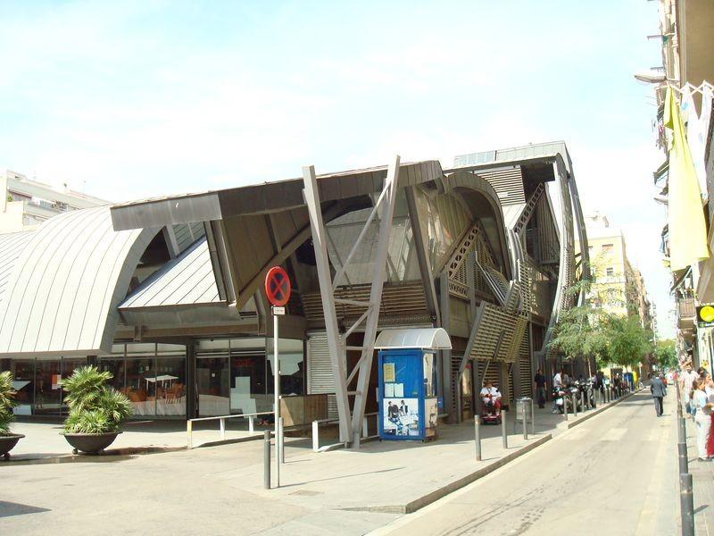Mercat  Barceloneta