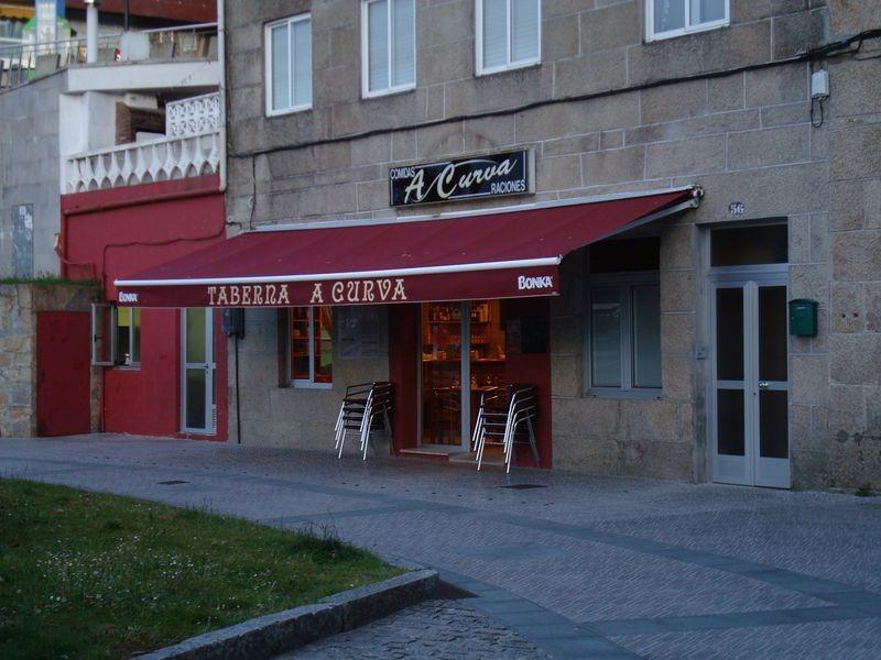 A Curva, Portonovo