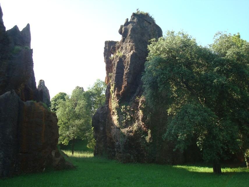 Rincón parque
