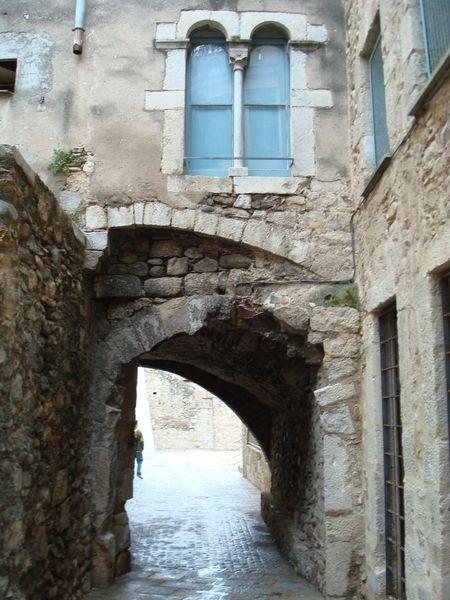 Girona, pasaje