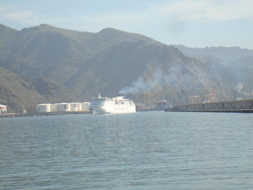 Ya llega el Ferry