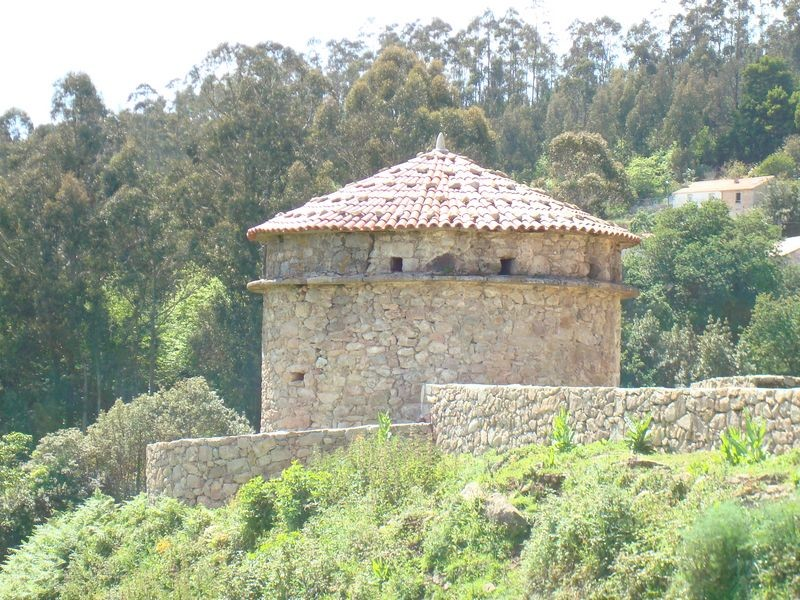 Pombar en Moraime, A Coruña