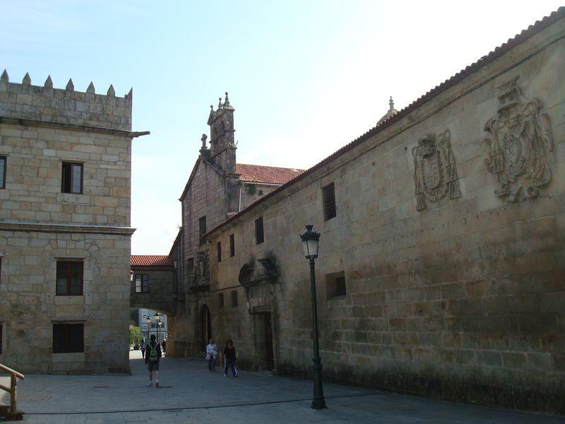 Vilagarcia, Pazo de Vistalegre