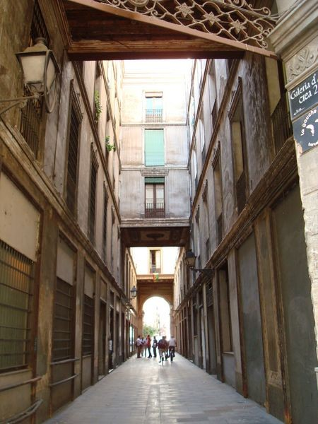 Pasaje Ciutat Vella